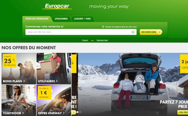 Europcar Réunion