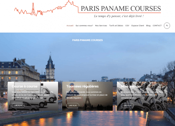 Paris Paname Courses